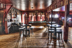 The Saloon by Muskeg