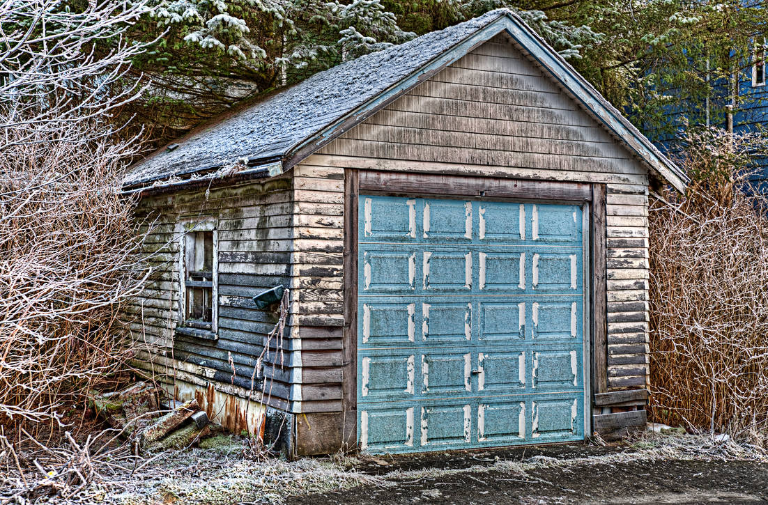 The Garage by Muskeg