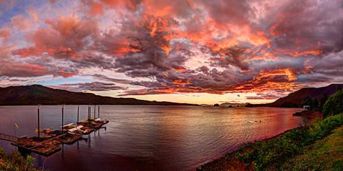 Dramatic Skies Ketchikan, Alaska