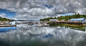 Knudson Cove Marina, Ketchikan, Alaska