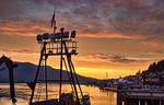 Berth 2 Sunset, Ketchikan, Alaska 8/17/20