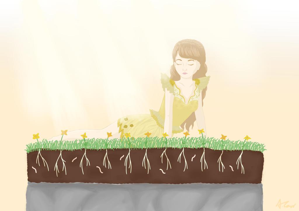 Spring by 123Hinata