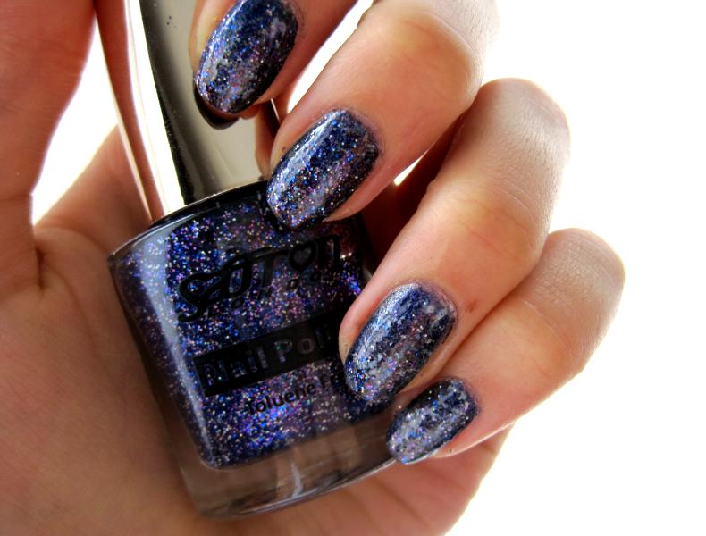 Galaxystarry Night Sky Nails By Ioanaz On Deviantart