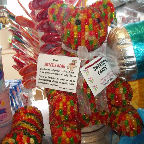 Gummy Bear of Gummy Bears by DarkAnglez