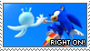 Right On Stamp by LightningChaos2010