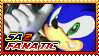 SA2 Fanatic Stamp by LightningChaos2010
