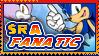 SRA Fanatic Stamp by LightningChaos2010