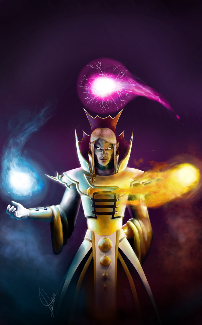 how to play invoker in dota 2
