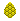 Yellow Dragon Egg Bullet by LadyMidnightSolace
