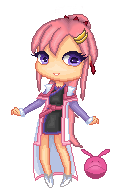 PD: Lacus Clyne by LadyMidnightSolace