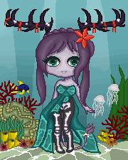 COM: Deep Sea by LadyMidnightSolace