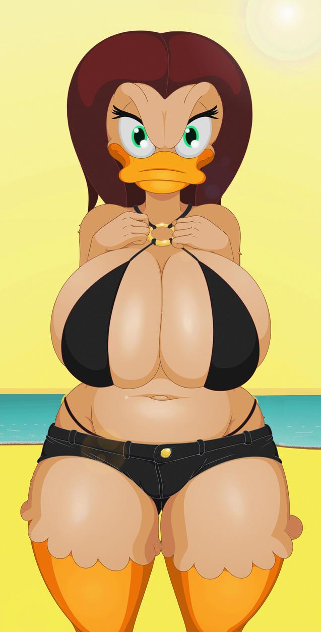random big tits