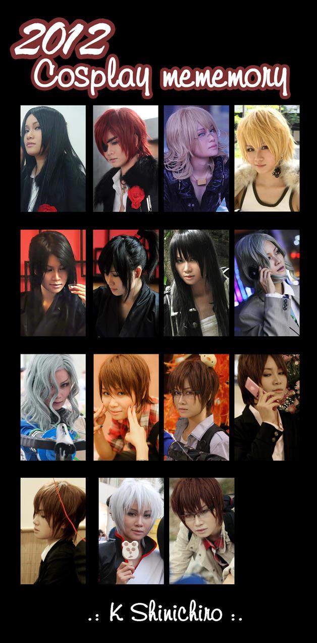 Cosplay memory 2012 by K-Shinichiro