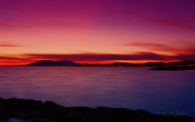 -Sunset- by MercedesCS