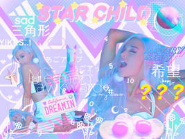 +Star Child | by Mermaid Awkward by MermaidAwkward