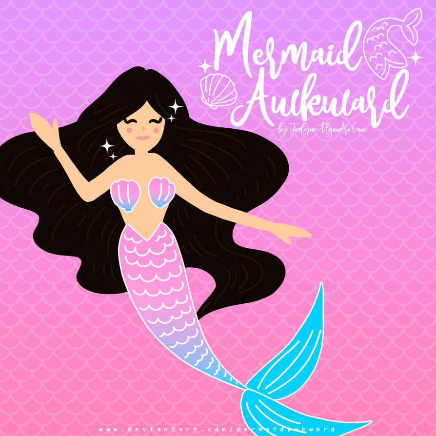 + ID 011 [Mermaid Girl] by Mermaid Awkward 2019