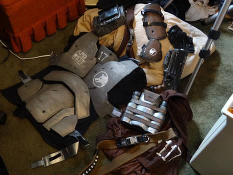 Veteran Ranger Riot Armor