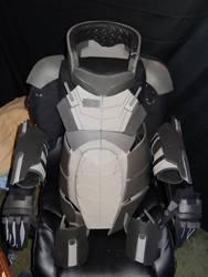 Mass Effect Aegis Armor W.I.P.