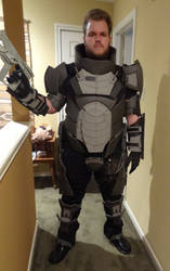 Aegis Armor W.I.P. Update