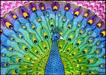The Peacock by Dana-Ulama