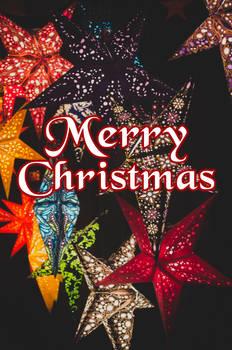 Merry Christmas - Digital Art