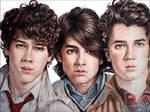 Jonas Brothers by Amelia-Beth