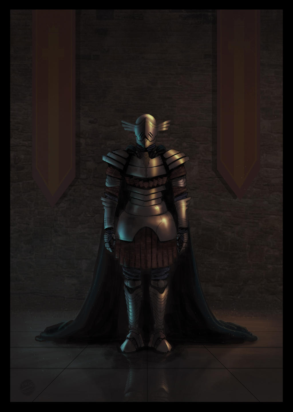 Knight Of The Round Table By Simonfetscher On DeviantART