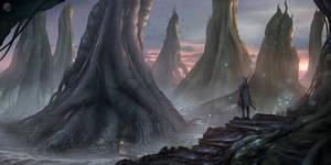 Weird Forest