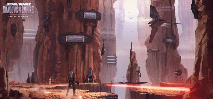 Shadows of the Empire by simonfetscher