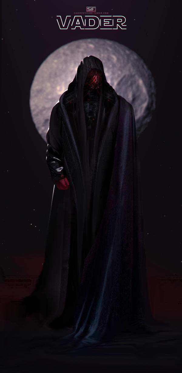 Vader by simonfetscher