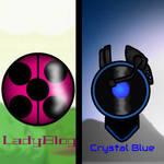 Equipment Crystal Blue X LadyBlog by CrystalBluHunter56