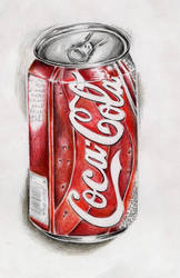 The Coke Can by kaderoboy