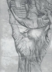 Copy of Escher Work Detail 1 by kaderoboy