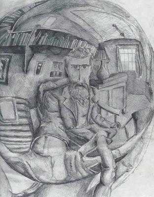Copy of Escher Work Detail 2 by kaderoboy