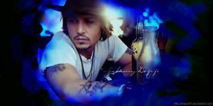 Johnny Depp by Zlajda95