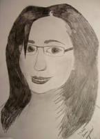 self-portrait by Zlajda95