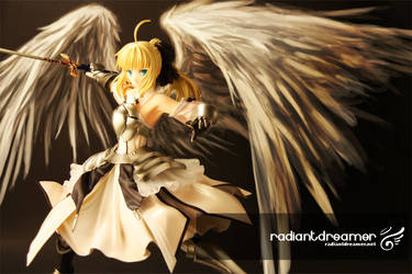 Winged Saber Lily