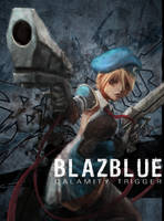 Blazblue Europe Cover