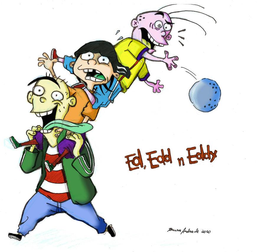 Ed, Edd n Eddy favourites by Benthehyena on DeviantArt