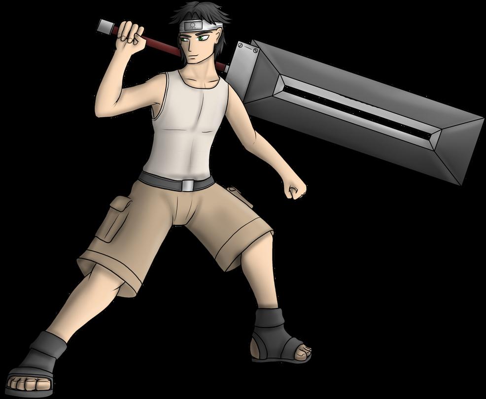 NexusVerse - Higakure Ninja - Katsuo by ValkyrieKago