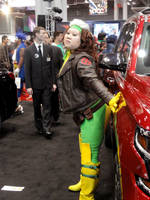 Car: Rogue Sexing it Up by TheSpazOutLoud
