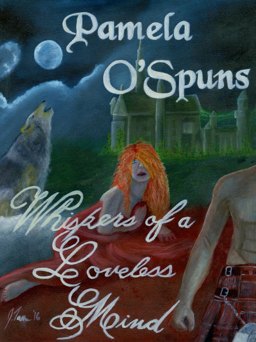 Bad Romance Novel cover by TheSpazOutLoud
