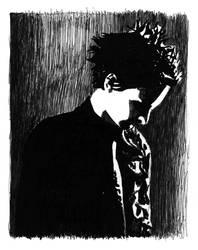 Matthew Bellamy by TheSpazOutLoud