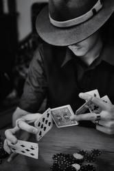 X-MEN: GAMBIT - Card Shuffle by case15