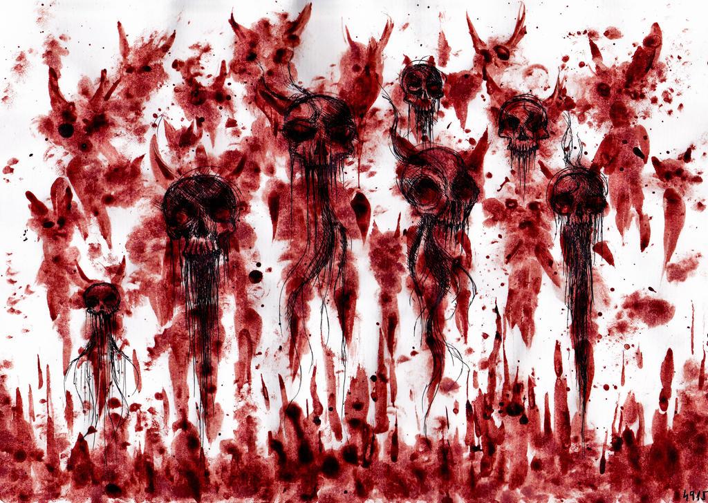 Smeared Blood by case15