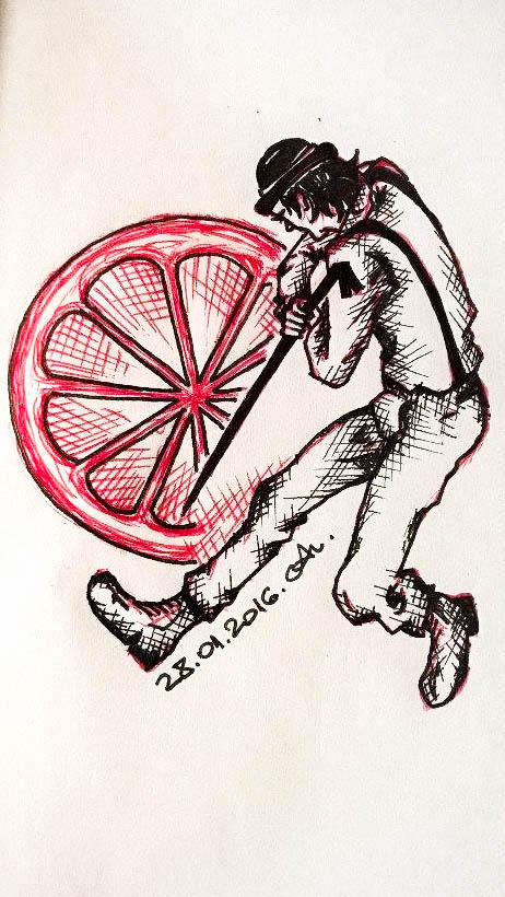 A Clockwork Orange - Crowbar