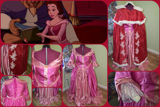 Belle's Something There Dress
