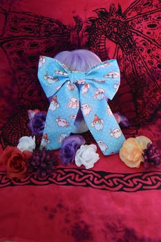 Big Hero 6 Lolita Hair bow now for sale
