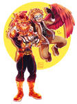 Day 6 - Endeavor and Hawks