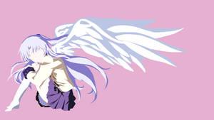 Tachibana Kanade (Angel Beats) Minimalist